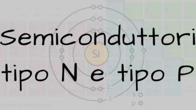Photo of Semiconduttori di tipo N e di tipo P