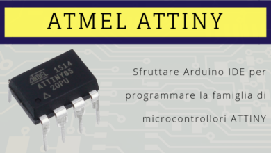 Photo of Arduino IDE vs ATMEL ATtiny