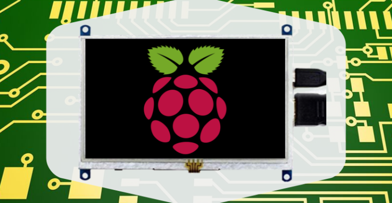 Photo of RPI 5inch HDMI LCD TOUCH 800×480