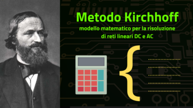 Photo of Metodo Kirchhoff: risoluzione reti lineari AC e DC