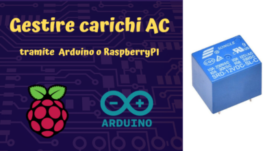 Photo of Gesione carichi AC con Arduino o RaspberryPI