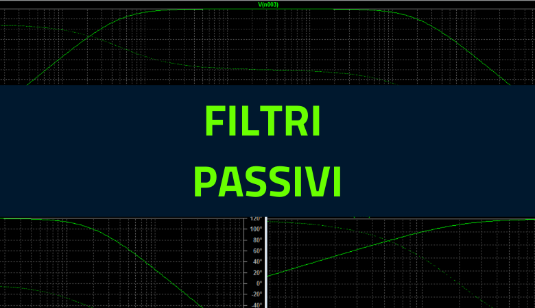 Photo of Filtri passivi RC e RL
