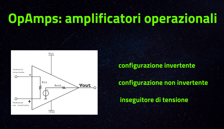 Photo of Amplificatori operazionali: caratteristiche e utilizzi