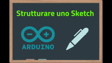 Photo of Strutturare uno Sketch per Arduino