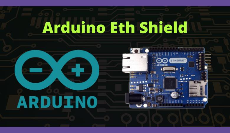 Photo of Arduino Ethernet Shield