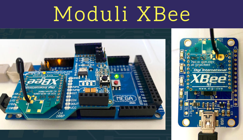 Photo of Moduli XBee