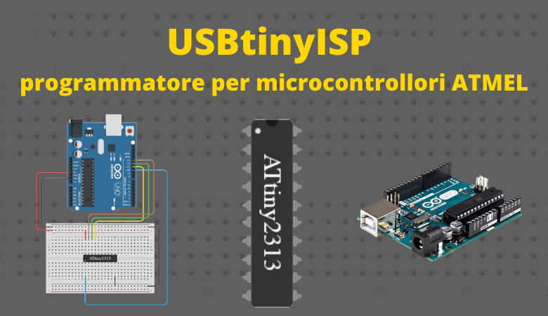 Photo of USBtinyISP: programmatore Atmel fatto in casa
